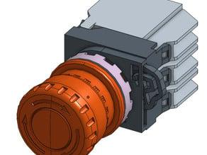 IDEC safety switch assembly