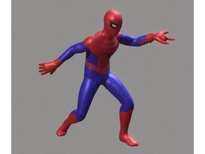 SPIDER-MAN HOMECOMING SUIT -  001 (LOW RES VERSION)