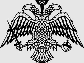 Symbol of Byzantine Empire (used by Orthodox Church)