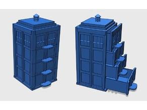 organizer TARDIS