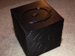 Halo figure box 9cm x 9cm