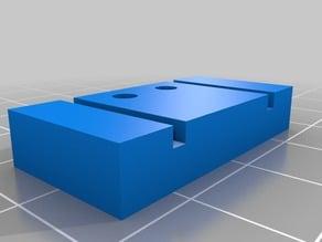 IR Sensor drilling template