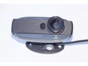 Lens adapter for Logitech C270