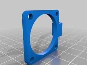 Sparkcube E3D Cyclops Variable Layer Fan Mount