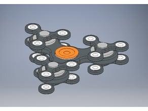 Fidget Spinner Ception (A fidget Spinner within a Fidget Spinner)