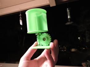 Mini Vertical Wind Turbine