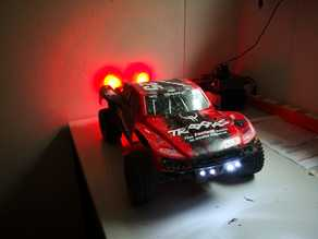 Traxxas Slash 4 LED Light kit - Head and Taillight