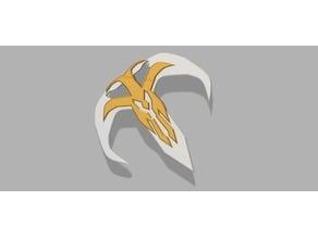Mandalorian Push Dagger
