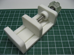 Parametric Printable Vise Clamp
