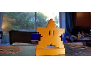 Simple Mario Kart Trophy