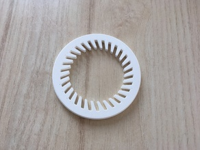 50mm PVC Pipe Separator for Filament Dry Box