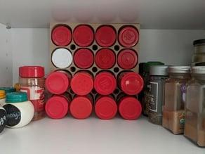 Spice rack / organizer