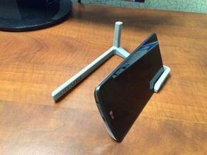 2015 Subaru WRX Console Phone Stand