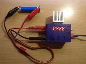 Cheap Battery Capacity Tester (ZB2L3)  Case