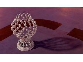 Planet Orbit Vase