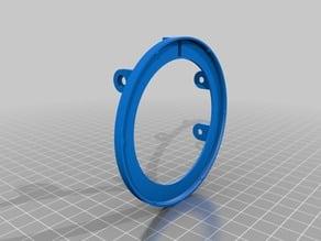 Anycubic i3 Mega 80mm Ring Led Holder