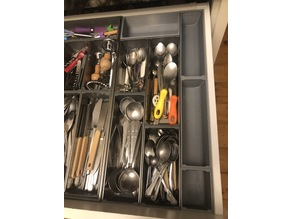 BLUM orga-line compatible drawer containers