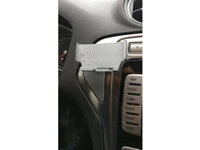 Ford Mondeo Mk4 Phone holder for OnePlus 3T