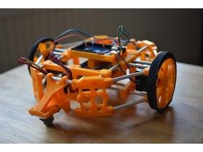 """Hexabot"" Arduino Mega"