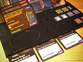 Firefly Game Card Caddy