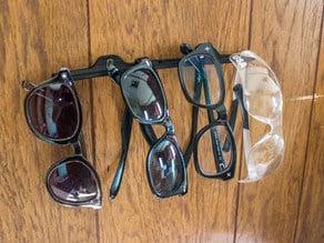Sunglasses Holder Rack