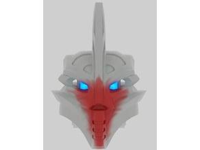 The Face of Pridak (Un-Mutated)