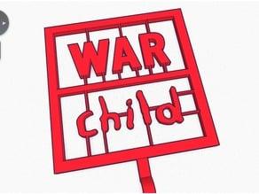 War Child Stencil