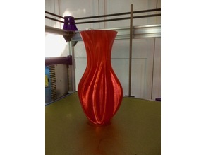 Simple Star vase