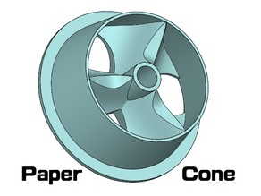 Toilet Paper Cone 衛生紙捲椎座