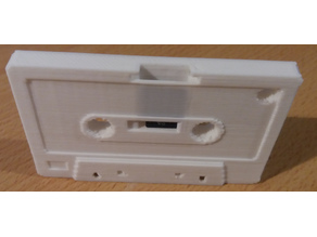 cassette tape with microSD