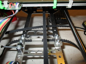 K8200 X axis tensioner