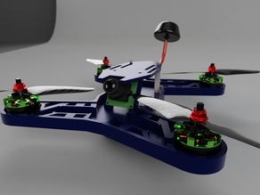 FPV Race Copter 210