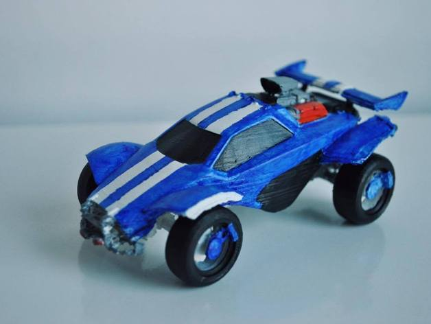 Octane Rocket League by Maker_at_heart - Thingiverse