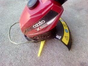 ozito blade for line trimmer electric
