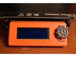Fallout Vault Door Selector Knob for Prusa MK3(s)