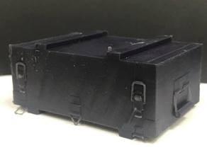 military/grenade box