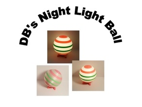DB's Night Light Ball