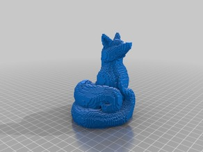 Voxelized BlinkFox