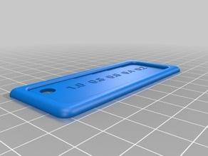 Filamentworld PLA Color Test