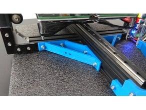 Tevo Tarantula corner stiffner for 2020 aluminium profile