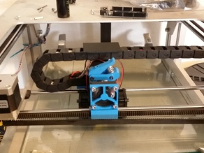 Leapfrog Creatr Single Extruder Carriage