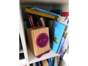 Ikea Dragan Speaker Box