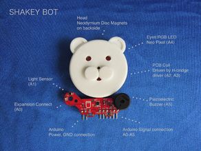 Companion Robot for Arduino