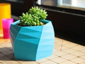 Parametric  Plant Pot Model 2