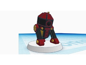 Sith Droid Star Wars RPG