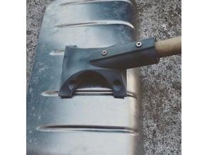 Snow shovel link