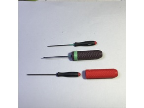 Geoffs Dubro Ball Allen Key Sleeve/Handle adapter
