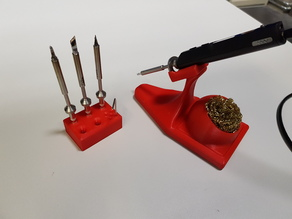 Soldering Iron Tip holder TS100