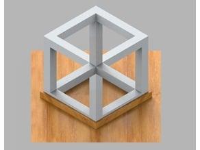 Cube illusion 2