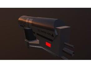 Apollo H4 Laser Pistol